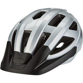 ABUS Macator Casco, gleam silver
